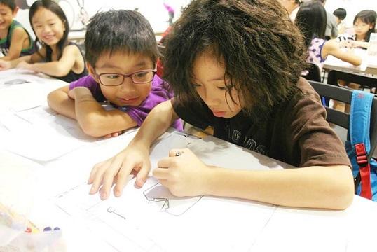 展覽變故事!小孩也能看懂設計展 新板藝廊「兒童設計展」,帶你培養創意想像